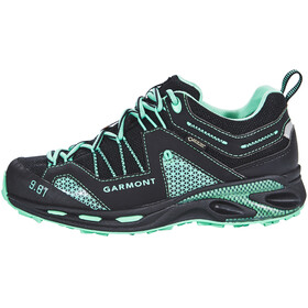 Garmont 9.81 Trail Pro III GTX - Chaussures Femme - noir/turquoise